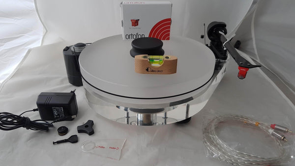 Pro-ject Audio plattenspieler PROJECT RPM 9.1 ACRYL secondhand