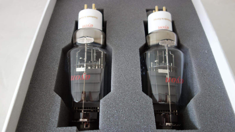 AYON AUDIO Austria Röhren Ayon 32b tube matched PAIR secondhand