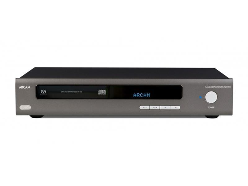 Arcam Set Arcam CDS50 + SA10 + Dynaudio Emit M30 CD/Streamer Stereo Hifi Set