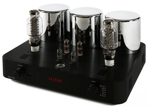 AYON AUDIO Austria Amplifier Ayon Spitfire SET Integrated Amplifier