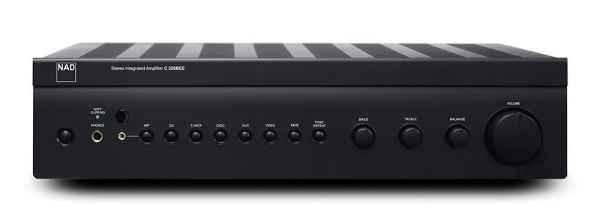 NAD amplifier graphite NAD C326 BEE, UVP was 499.-
