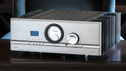 Pass Labs Amplifier Pass Labs INT 60A Integrated Amplifier Reference Class Latest Series 2017