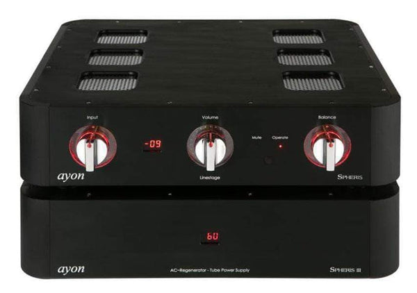 AYON AUDIO Precursore austriaco Ayon Spheris III conio di seconda mano