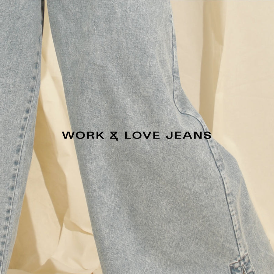 Drop 06. Work & love jeans