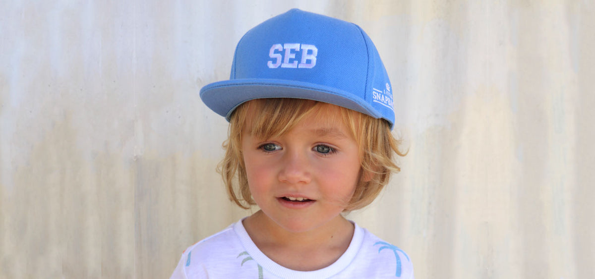 Little Snapbacks Kids Hats