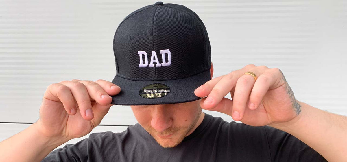 Little Snapbacks Matching Dad Hats
