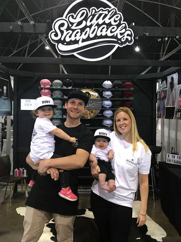 The Team at Little Snapbacks