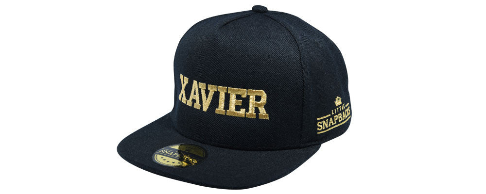 Little Snapbacks PREMIUM GOLD & SILVER