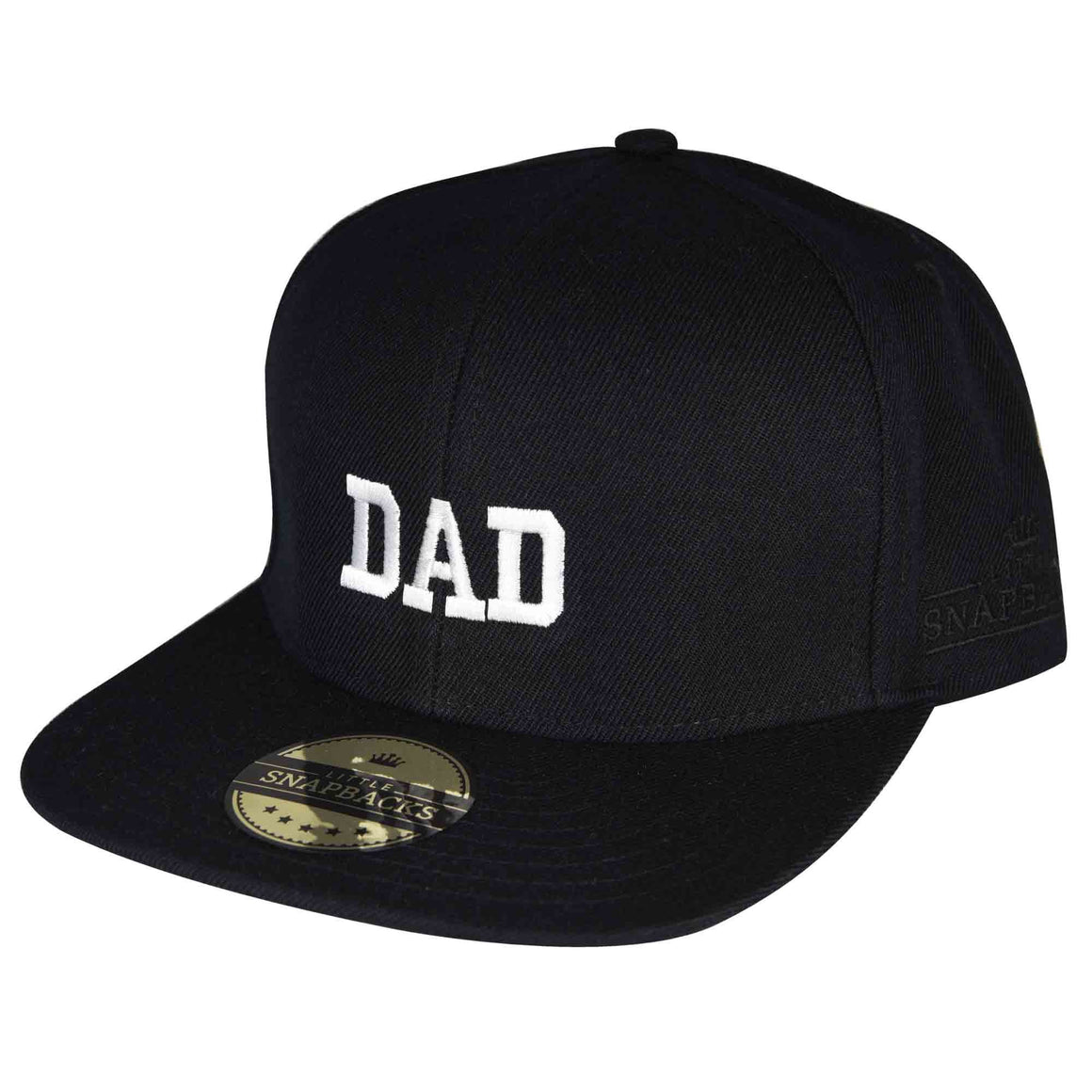Little Snapbacks Matching Dad Hat