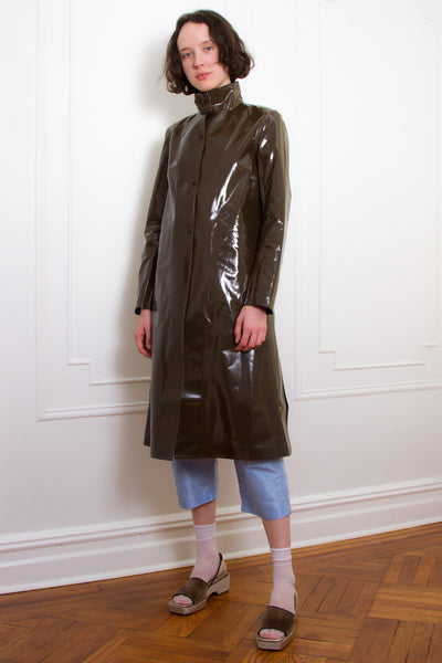 rubberized coat
