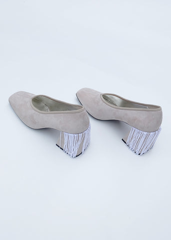 V-pump with fringe