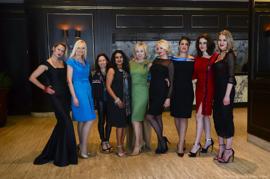 Marilyn Riseman's Symphony Luncheon : Anna Nieman Collection