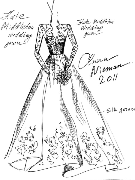 Anna Nieman Wedding Dress