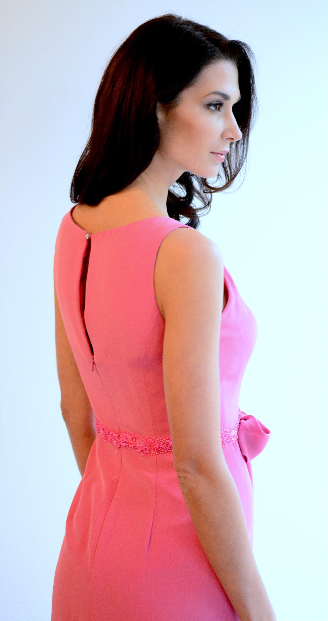Classic Pink Evening Gown – Anna Nieman Boutique