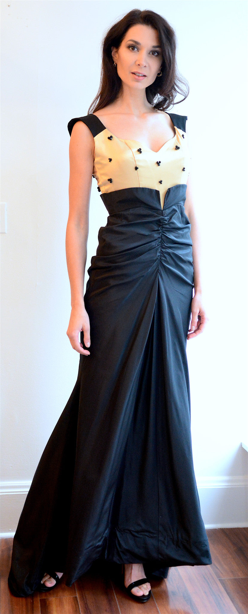 Black Evening Gown – Anna Nieman Boutique