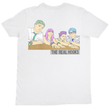 The Real Hooks (Cartoon Fan Tee)