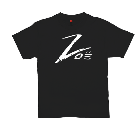 Zoë T-shirt (Black)