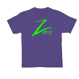 Zoë T-Shirts (Purple)