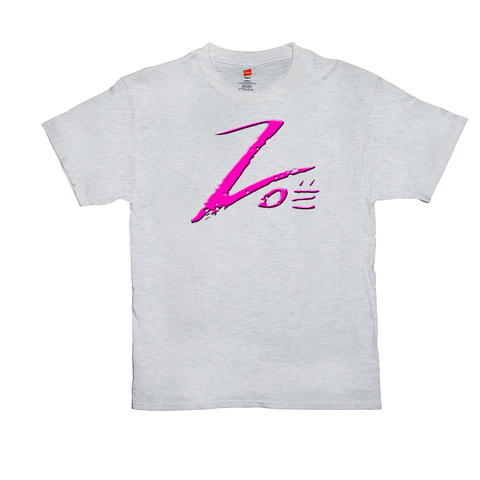 Zoë T-Shirt (Gray)