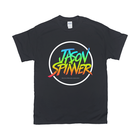 Jason Spinner | T-Shirts (Color Logo)