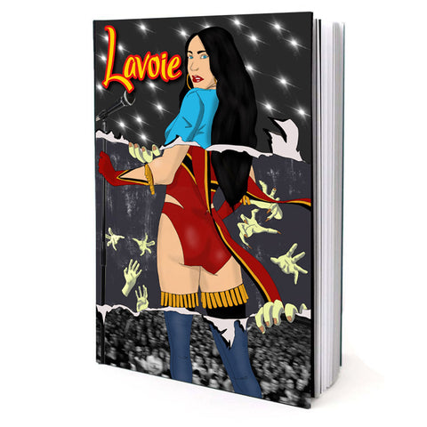 Lavoie - Graphic Novel (Volume 1) - Digital Download