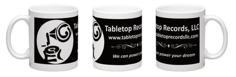 Tabletop Records 15 Oz Ceramic Mug (Official Brand)