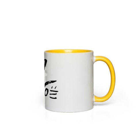 Zoë Accent Mugs