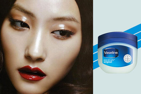 Vaseline妝容:Blog@BeautyAcademyHK