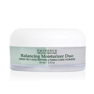 Eminence Balancing Moisturizer Duo T-Zone & Cheek 2合1平衡面霜孖寶 - THE BEAUTY ACADEMY
