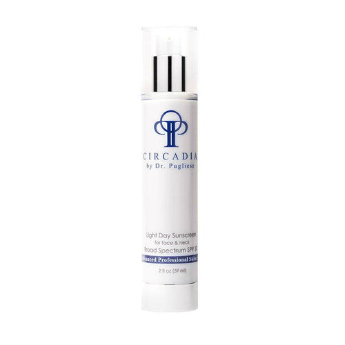 CIRCADIA Light Day Sunscreen Broad Spectrum SPF-37 - THE BEAUTY ACADEMY