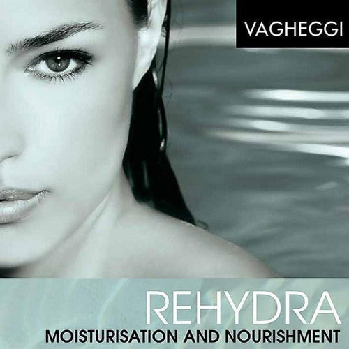 Vagheggi Rehydra Moisturizing Facial - THE BEAUTY ACADEMY