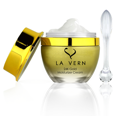 24K  GOLD MOISTURIZER CREAM