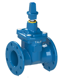 Bakio Resilient Seated Gate Valve Anti-Clockwise