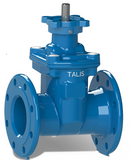 Bakio Resilient Seated Gate Valve Clockwise