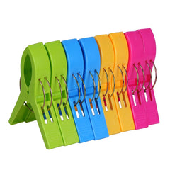 Towel Clips  - 8 Pack Towel Holders for Beach Chair or Pool Loungers on Your Cruise
