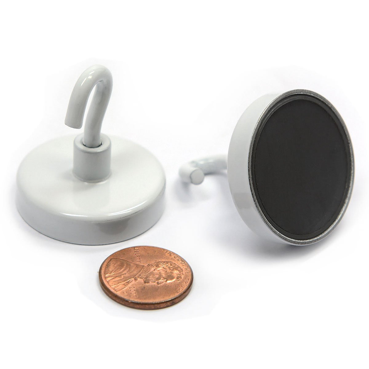 "Stateroom - Magnet Hook 1 1/4"" in Diameter with 10 LBS Holding Power"