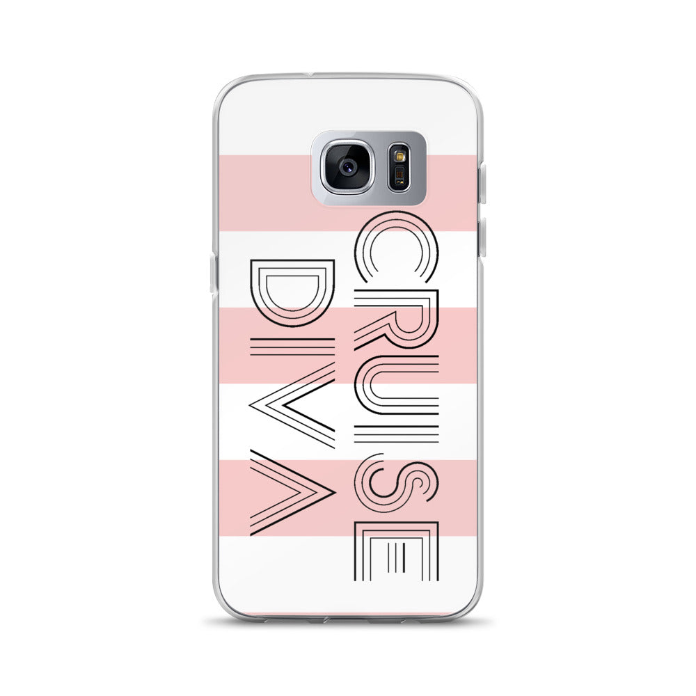CRUISE DIVA + Samsung Galaxy Phone Cases