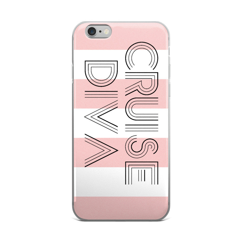 Highwind CRUISE DIVA - iPhone  6/6s, 6/6s Plus Case