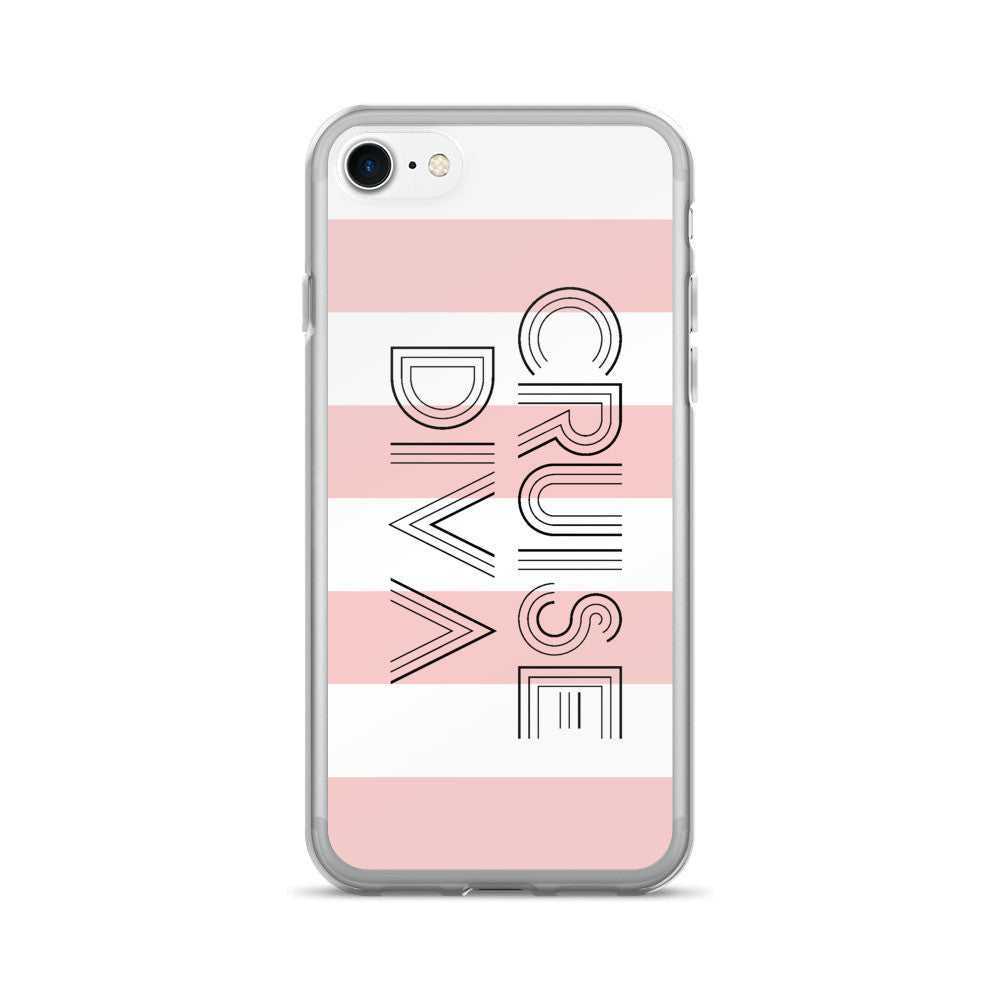 CRUISE DIVA - iPhone 7/7 Plus Case