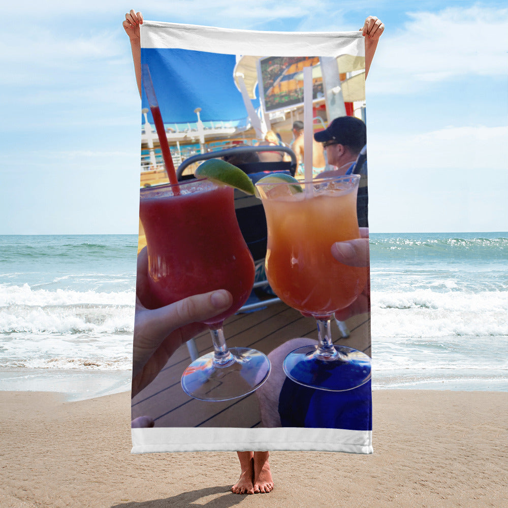Highwind Enjoy Life Beach Towel