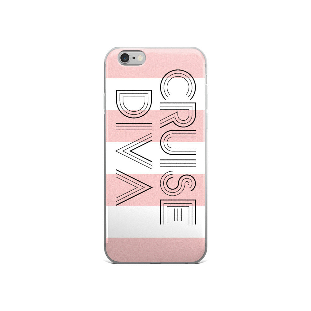 Highwind CRUISE DIVA - iPhone Case