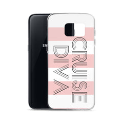 CRUISE DIVA Samsung Case for S7 & S8