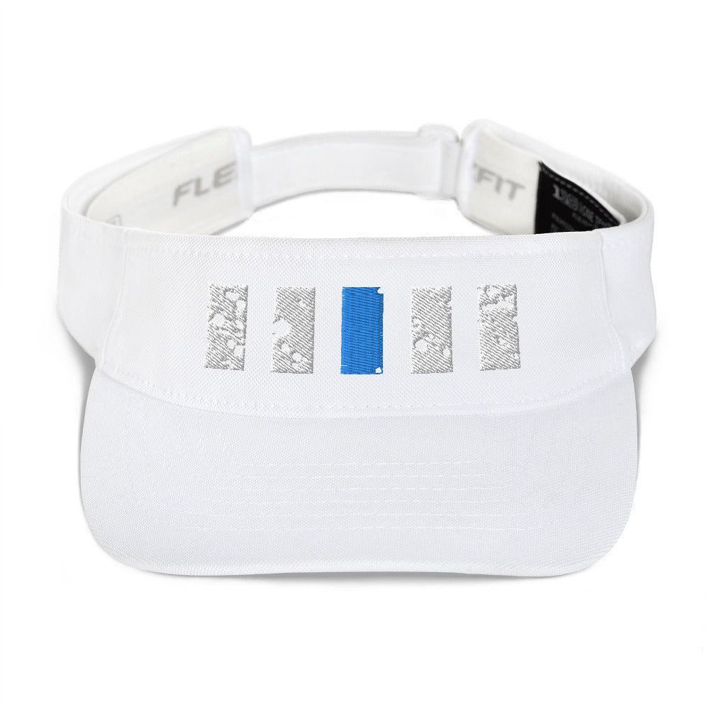 Blue Line Cruise Visor | Highwind