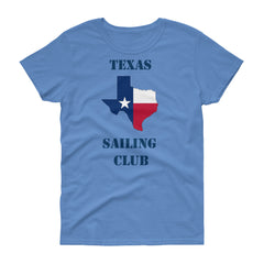 Highwind Women's Texas Sailing Club Parody T-shirt