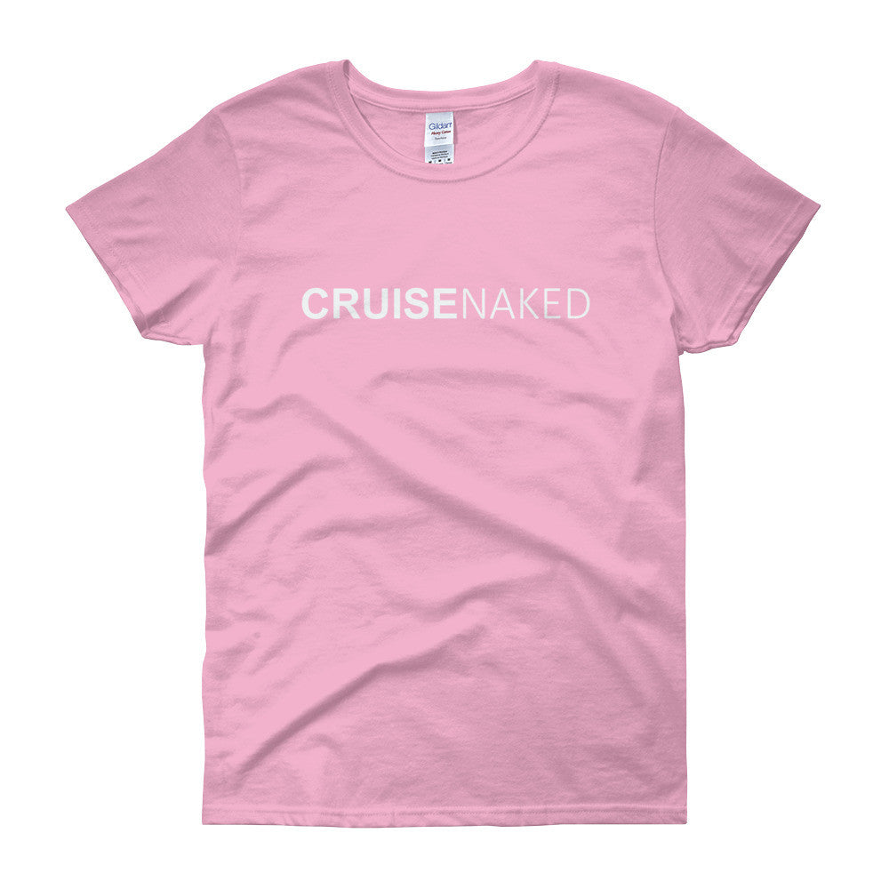 CRUISENAKED Women's short sleeve t-shirt