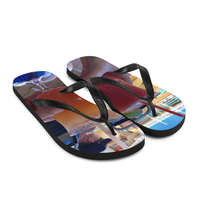 Highwind Flip-Flops | Drink Theme