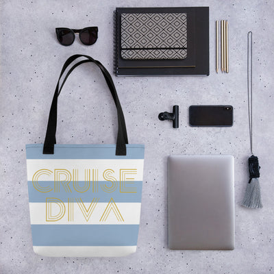 Highwind CRUISE DIVA - Community Inspired Tote bag