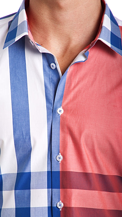 Yacht Club Slim Fit Dress Shirt