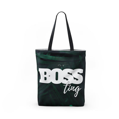 It's a Boss Ting Tote Bag