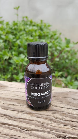 Bergamot (Bergaptene free) Essential Oil, 15ml